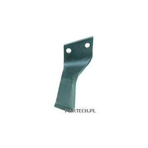 Lemken Ząb nożowy prawy, MZ28 Lemken Zirkon 7,9,10
