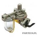 Membranowa pompa zasilająca z filtrem wstępnym Massey Ferguson 65,155,158,165,Motor Perkins 4.203,Motor Perkins 4.236