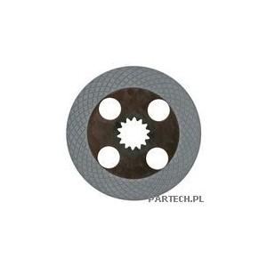 Tarcza hamulcowa fi 260 mm, 14 zębów  grubość: 10 mm Fiat