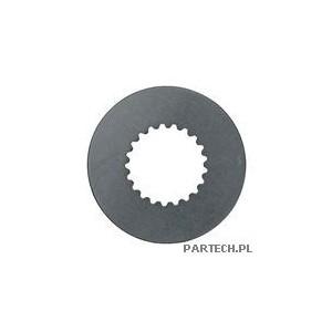 Tarcza metalowa fi 111 mm, 21 zębów grubość: 4 mm Fiat