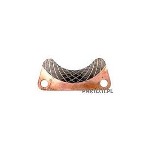 Klocek hamulcowy okładzina dwustronna grubość: 4,3 mm Fiat