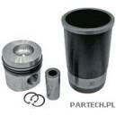 Zestaw naprawczy silnika 4 pierścienie, fi 100 mmsworzeń fi 35 x 83 mmkomora spalania fi 53,8 mm głębokoś&#26Steyr