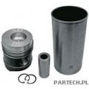 Zestaw naprawczy silnika 5 pierścieni, fi 105 mm 38 x 90 mm komora spalania fi 55 mm głębokość komory spalanSteyr