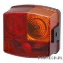 Hella Lampa zespolona tylna Lista zastosowan - oswietlenie John Deere 4240
