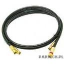 Wąż hydrauliczny podwójny <br> NW 10 x 2200 BvL Silotopstar 110,145,170,195
