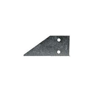 Nożyk skrajny listwy tnącej Massey Ferguson 31,487,Schneidwerk Power Flow