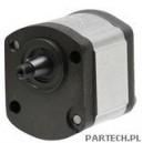 Bosch Pompa zębata, pojedyncza kierunek obrotów: prawo Case IH 323,D 324,D 430,D 432,D 439