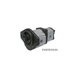 Bosch Pompa zębata, podwójna kierunek obrotów: prawo Case IH CS 110,120,130,150