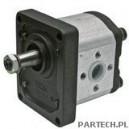Bosch Pompa zębata, pojedyncza kierunek obrotów: prawo Case IH AVJ 55,AVJ 60,AVJ 70,VJ 60,VJ 70,VJ 80