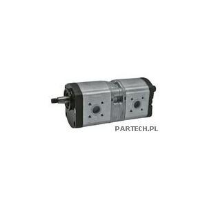 Bosch Pompa zębata, podwójna pasuje do kombajnu Deutz-Fahr DX 3.10,3.30,3.50