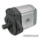 Bosch Pompa zębata, pojedyncza Pompy hydrauliczne Bosch Massey Ferguson 4270