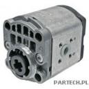 Bosch Pompa zębata, pojedyncza przekładni Steyr 870