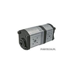 Bosch Pompa zębata, podwójna Steyr 750,8090,760 Plus