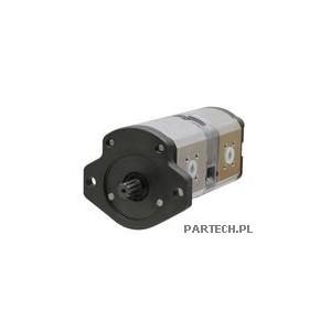 Bosch Pompa zębata, podwójna Steyr M 9078,M 9086,M 9094,Motor Sisu 320,Motor Sisu 420,Motor Sisu 620