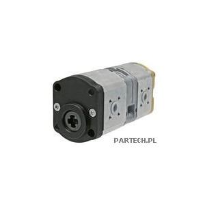 Bosch Pompa zębata, podwójna Steyr 650 Plus,760 Plus