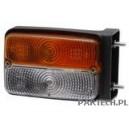 Cobo Lampa zespolona (pozycyjna-kierunkowskaz) przednia, prawa Case IH Maxxum 5120,5130,5140,5150
