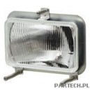 Cobo Reflektor H4, lewy i prawy ruch lewostronny New Holland T5030,T5040,T5050,T5060