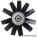 Łopatka wirnika Uklad chlodzenia Steyr 485 Kompakt