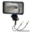 Reflektor roboczy Lista zastosowan - oswietlenie John Deere 7600