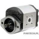 Pompa hydrauliczna Uklad hydrauliczny ciagnika John Deere 6020