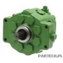 Pompa hydrauliczna Uklad hydrauliczny ciagnika John Deere 4240