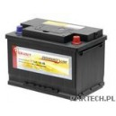Akumulator 12V 66Ah zalany Akumulator 12V 66 Ah zalany Ahlmann AS 7