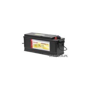 Akumulator 12V 143Ah zalany * Eicher 3105,3108,3125,3133,3145
