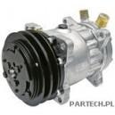 Sprężarka Technika klimatyzacyjna JCB Fastrac 2150