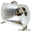 Cobo Reflektor H4, lewy i prawy ruch lewostronny New Holland TC27,TC40,TC45,TD60,TD70,TD80,TD90,TD95