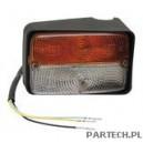 Cobo Lampa zespolona (pozycyjna-kierunkowskaz) lewa, z kablem przyłączeniowym o długości 800 mm Ford