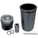 Zestaw naprawczy silnika 3 pierścienie, fi 105 mmfi sworznia: 35 x 82 mmfi komory spalania: 57,5 mm głębokoś&Steyr 955