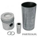 Zestaw naprawczy silnika 4 pierścienie, fi 114,4 mm sworzeń fi 36,5 x 98,4 mm komora spalania fi 66 mm głębMassey Ferguson