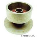 Bęben hamulcowy fi wew. 180 mm fi tarczy hamulcowej: 275 mm ze stożkiem grubość tarczy hamulcowej: 22 mm Deutz-Fahr