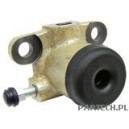 Cylinderek hamulcowy lewy, tłok fi 25 mm Zetor 7520,7540,8520,8540
