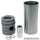 KS Zestaw naprawczy silnika 5 pierścieni, fi 97 mm sworzeń fi 36 x 82,5 mm komora spalania fi 55 mm głębokoMercedes Benz