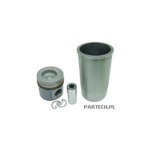 KS Zestaw naprawczy silnika 3 pierścienie, fi 105 mm fi sworznia: 35 x 88 mm fi komory spalania: 60 mm głębSteyr