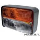 Cobo Lampa zespolona (pozycyjna-kierunkowskaz) Lista zastosowan - oswietlenie John Deere 8210