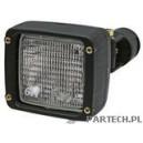 Reflektor roboczy H9, lewy Steyr 6140 CVT,6150 CVT,6160 CVT,6175 CVT,6195 CVT,9085 MT,9090 MT,9100 MT,9105 MT