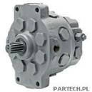 Pompa hydrauliczna Uklad hydrauliczny ciagnika John Deere 4250