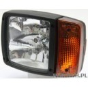 Reflektor kierunkowy Lista zastosowan - oswietlenie JCB 532