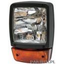 Reflektor kierunkowy Lista zastosowan - oswietlenie JCB Fastrac 3220
