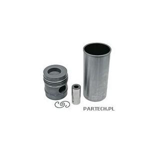 Zestaw naprawczy silnika 5 pierścieni, fi 97 mm sworzeń fi 36 x 82,5 mm komora spalania fi 55 mm głębokoś&#Mercedes Benz