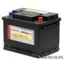 Akumulator 12V 55Ah zalany